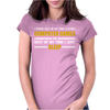 Computer Games - gold / wht Womens Fitted T-Shirt