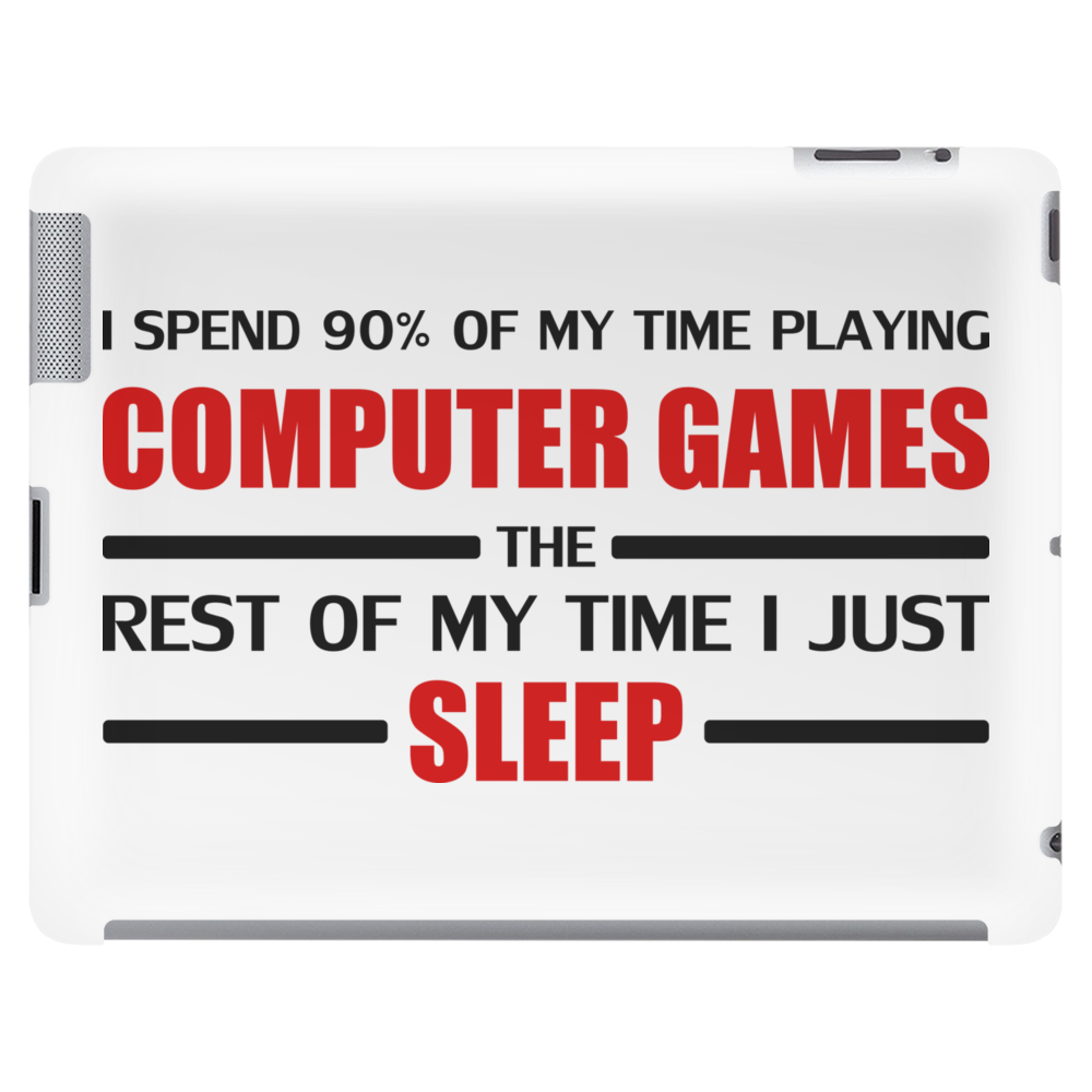Computer Games - red / blk Tablet