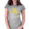 Computer Repair Rate Womens Fitted T-Shirt