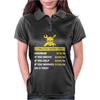 Computer Repair Rate Womens Polo
