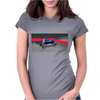 Concept Quad Womens Fitted T-Shirt
