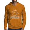 Condoms are for pussies Mens Hoodie