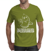 Condoms are for pussies Mens T-Shirt