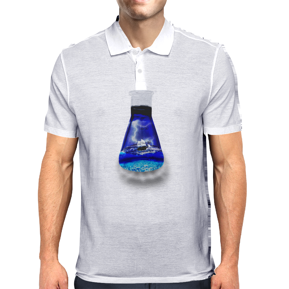 Conical Storm Mens Polo