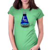 Conical Storm Womens Fitted T-Shirt