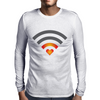 Connecting Heart Mens Long Sleeve T-Shirt