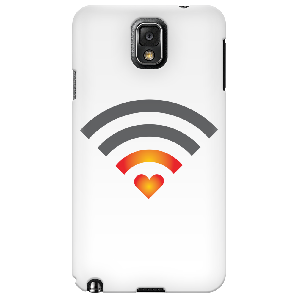 Connecting Heart Phone Case