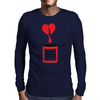Conserve only what you love Mens Long Sleeve T-Shirt