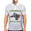Consoles do have souls-2 Mens Polo