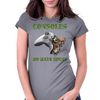 Consoles do have souls-2 Womens Fitted T-Shirt