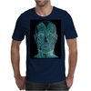 Contemplating the inner man Mens T-Shirt