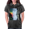 Contemplating the Waterfall Womens Polo