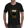 Cookie Monster Cartoon Dubstep Music Dj Mens T-Shirt