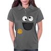 Cookie Monster Womens Polo