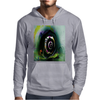Cool 3D Snail Abstract Mens Hoodie