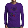 Cool Artistic Dream Catcher Art Mens Long Sleeve T-Shirt
