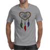 Cool Artistic Dream Catcher Art Mens T-Shirt
