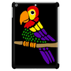Cool Artistic Fun Parrot Abstract Art Tablet
