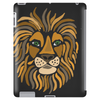 Cool Artsy Regal Lion Art Abstract Tablet