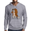Cool Cavalier King Charles Spaniel Art Mens Hoodie