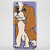 Cool Cavalier King Charles Spaniel Art Phone Case