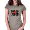 Cool Kid Womens Fitted T-Shirt