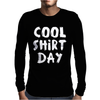 COOL Mens Long Sleeve T-Shirt