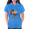 COOL MUSCLES GYM Womens Polo