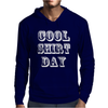 COOL SHIRT DAY Mens Hoodie