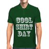 COOL SHIRT DAY Mens Polo