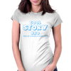 Cool Story Womens Fitted T-Shirt