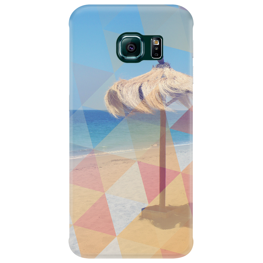 Cool Summer Polygon Phone Case