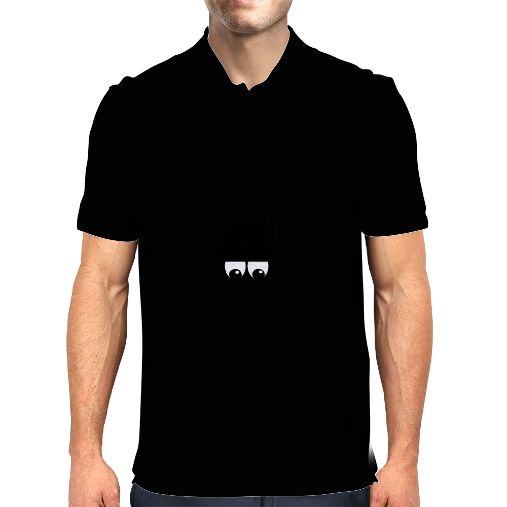 Cool Under Pressure Mens Polo