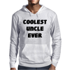 Coolest Uncle Ever Mens Hoodie
