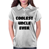 Coolest Uncle Ever Womens Polo