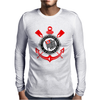 Corinthians Paulista Mens Long Sleeve T-Shirt