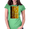 Corn Womens Fitted T-Shirt