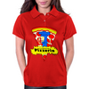 Cornholio's Pizzeria Womens Polo
