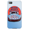 Corvette Old Blue Phone Case