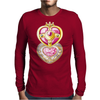 Cosmic Heart Compact - Sailor Moon Crystal III edit. Mens Long Sleeve T-Shirt