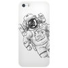Cosmonaut Phone Case