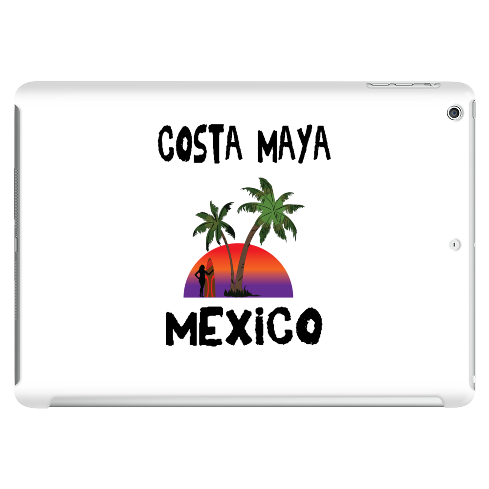 Costa Maya Mexico Tablet