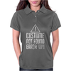 Costume Not Found Error 404 Womens Polo