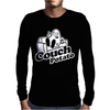 Couch Potato Mens Long Sleeve T-Shirt