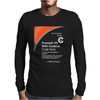 Cough Syrup Mens Long Sleeve T-Shirt