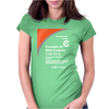 Cough Syrup Womens Fitted T-Shirt