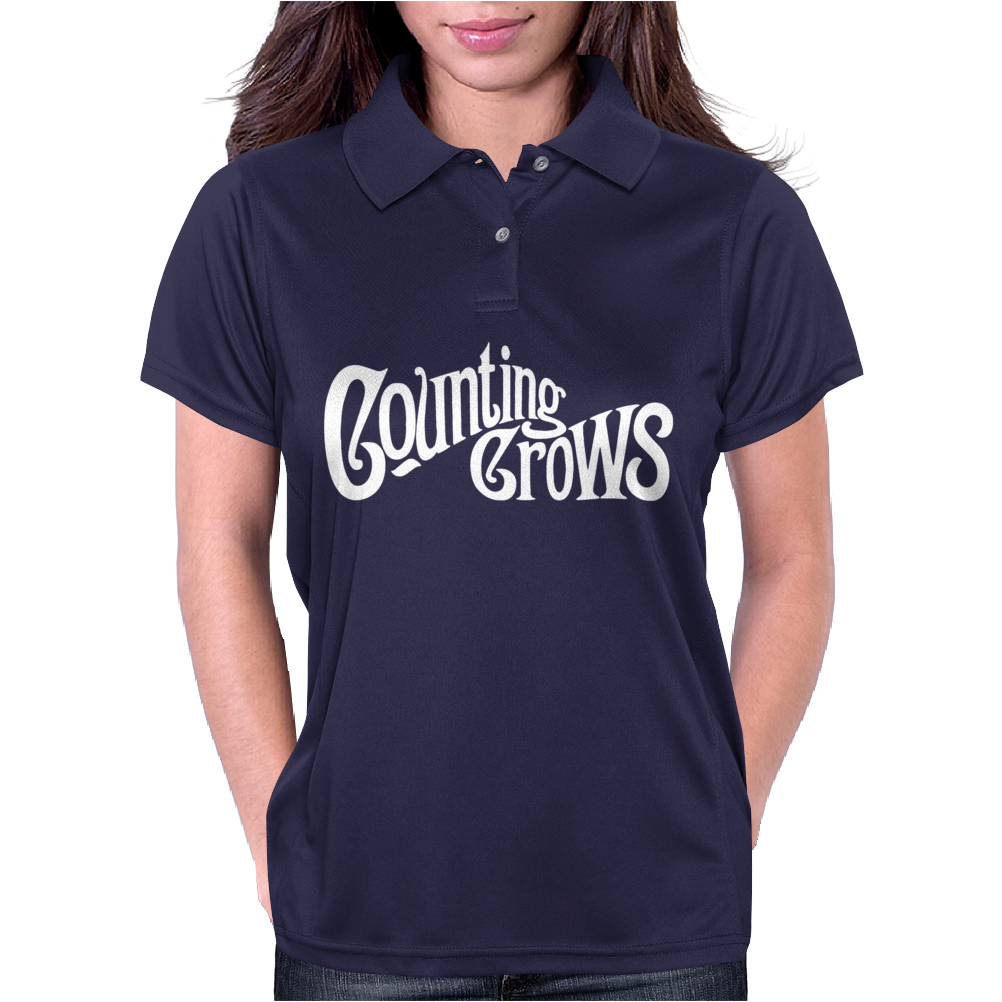 Counting Crows Tour Womens Polo