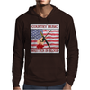 Country Music-Written In Blood Mens Hoodie