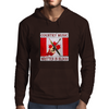 Country Music- Written In Blood Mens Hoodie
