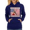 Country Music-Written In Blood Womens Hoodie